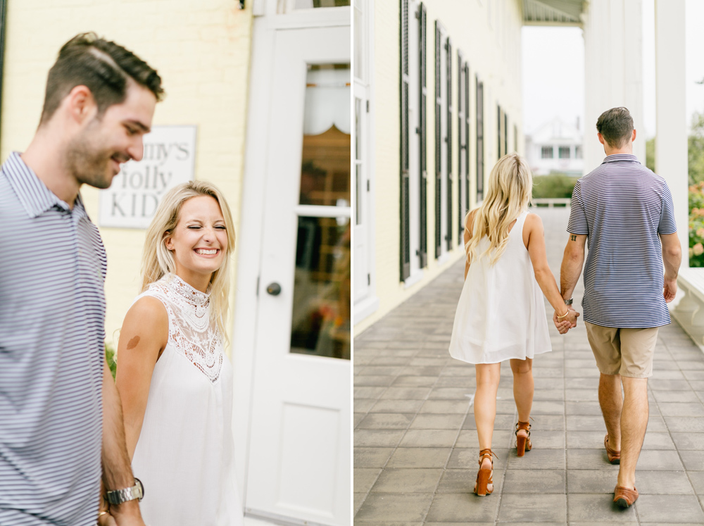 Kathryn Joe Congress Hall Cape May New Jersey Engagement Session Emily Wren Photography 010
