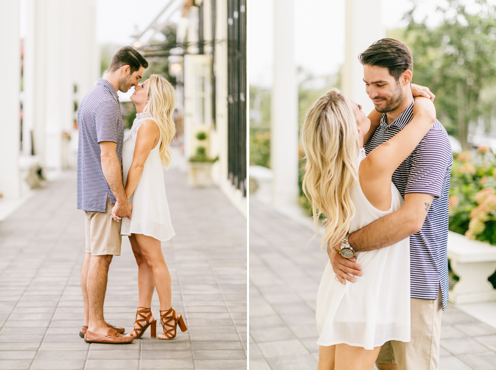 Kathryn Joe Congress Hall Cape May New Jersey Engagement Session Emily Wren Photography 016