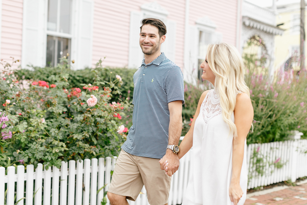 Kathryn Joe Congress Hall Cape May New Jersey Engagement Session Emily Wren Photography 027