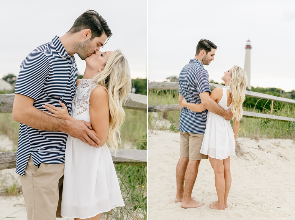 Kathryn Joe Congress Hall Cape May New Jersey Engagement Session Emily Wren Photography 028