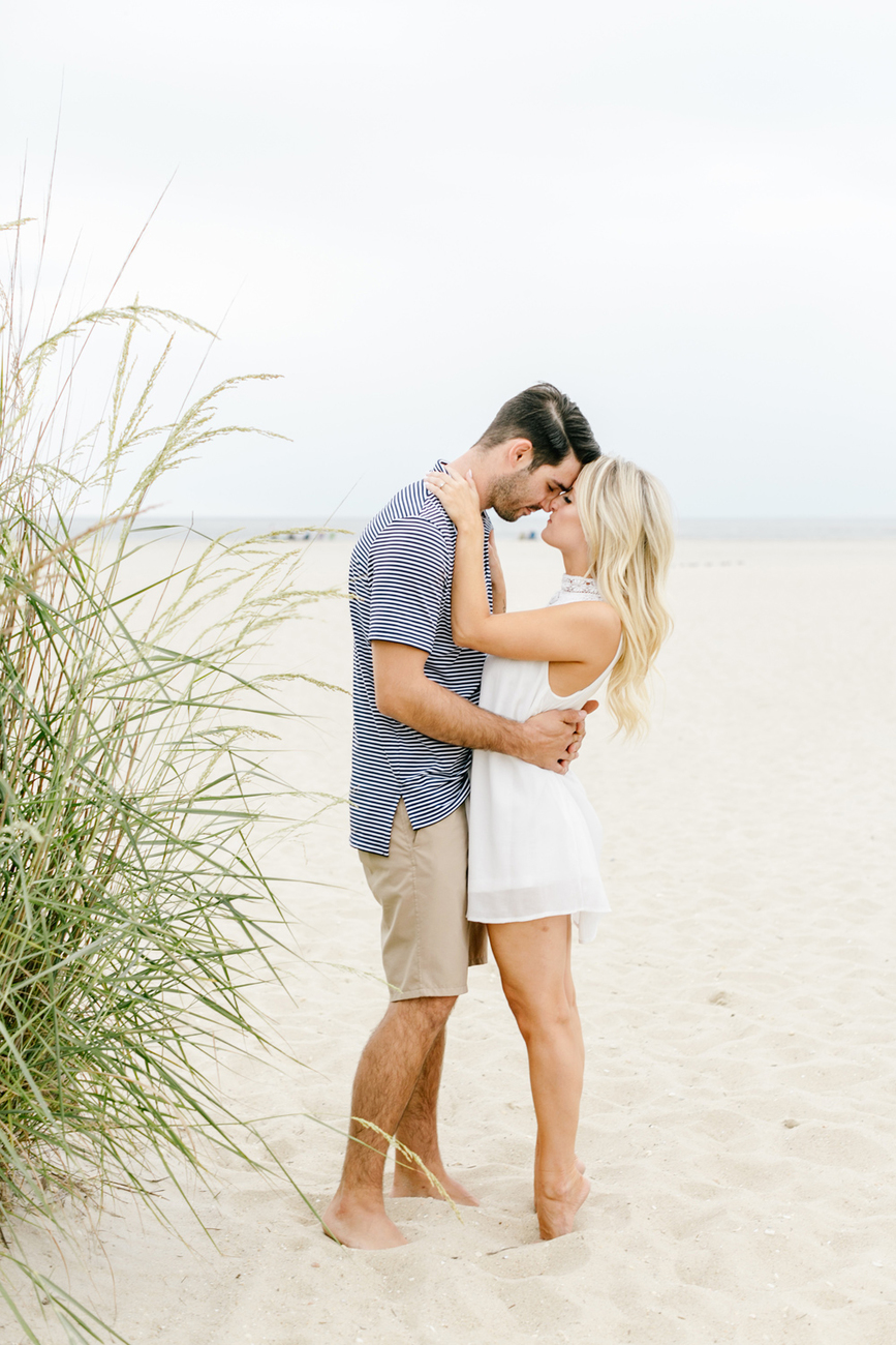 Kathryn Joe Congress Hall Cape May New Jersey Engagement Session Emily Wren Photography 031