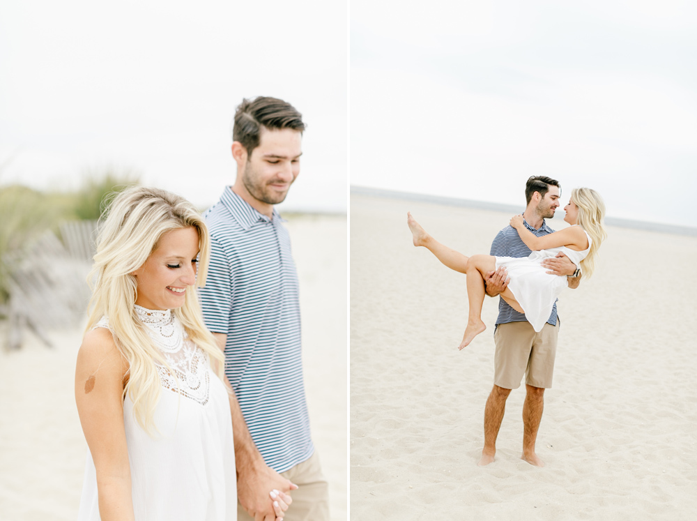 Kathryn Joe Congress Hall Cape May New Jersey Engagement Session Emily Wren Photography 034