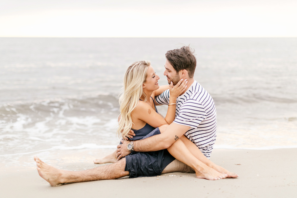 Kathryn Joe Congress Hall Cape May New Jersey Engagement Session Emily Wren Photography 046