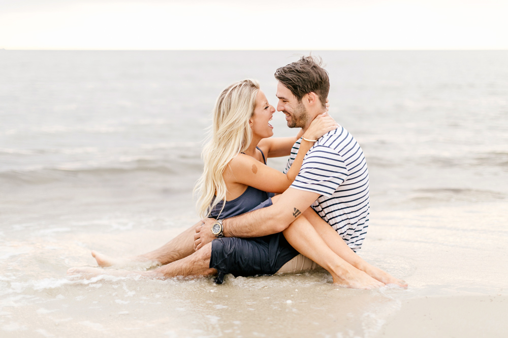 Kathryn Joe Congress Hall Cape May New Jersey Engagement Session Emily Wren Photography 047