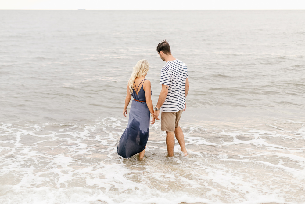 Kathryn Joe Congress Hall Cape May New Jersey Engagement Session Emily Wren Photography 051