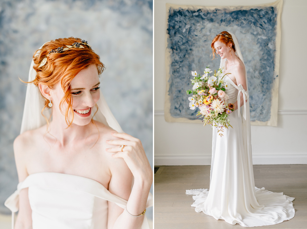 Alverthrope Manor Contemporary Wedding Inspired By Old World Romance Emily Wren Photography010