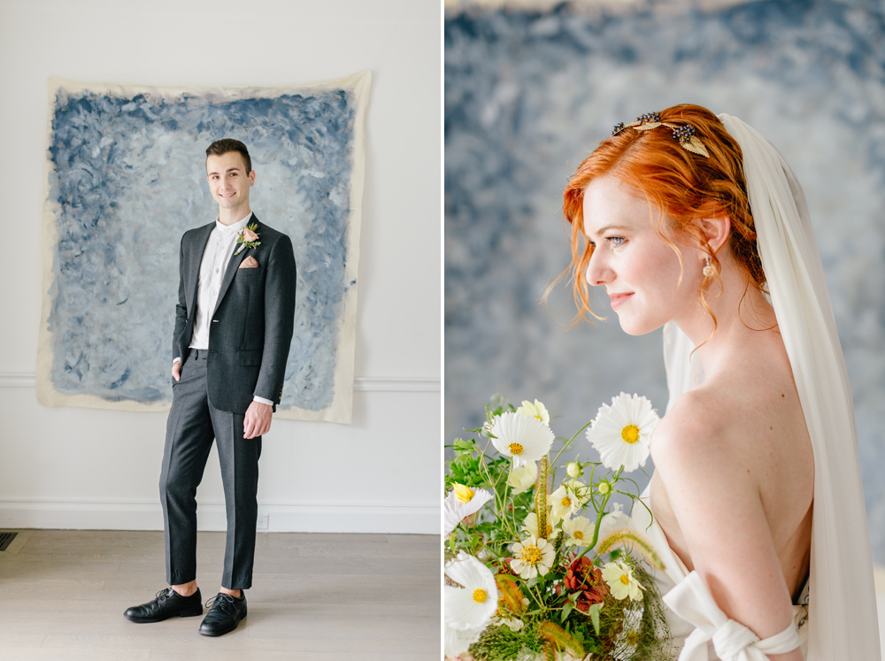 Alverthrope Manor Contemporary Wedding Inspired By Old World Romance Emily Wren Photography015