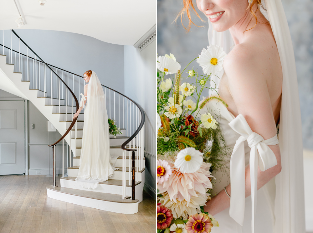 Alverthrope Manor Contemporary Wedding Inspired By Old World Romance Emily Wren Photography018