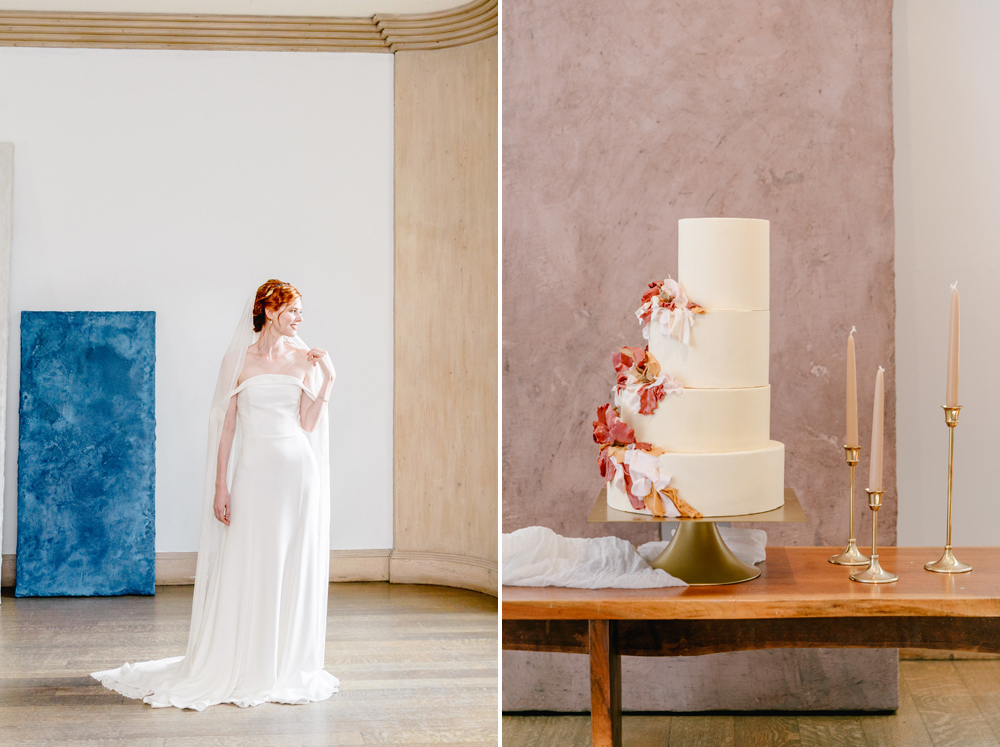 Alverthrope Manor Contemporary Wedding Inspired By Old World Romance Emily Wren Photography022