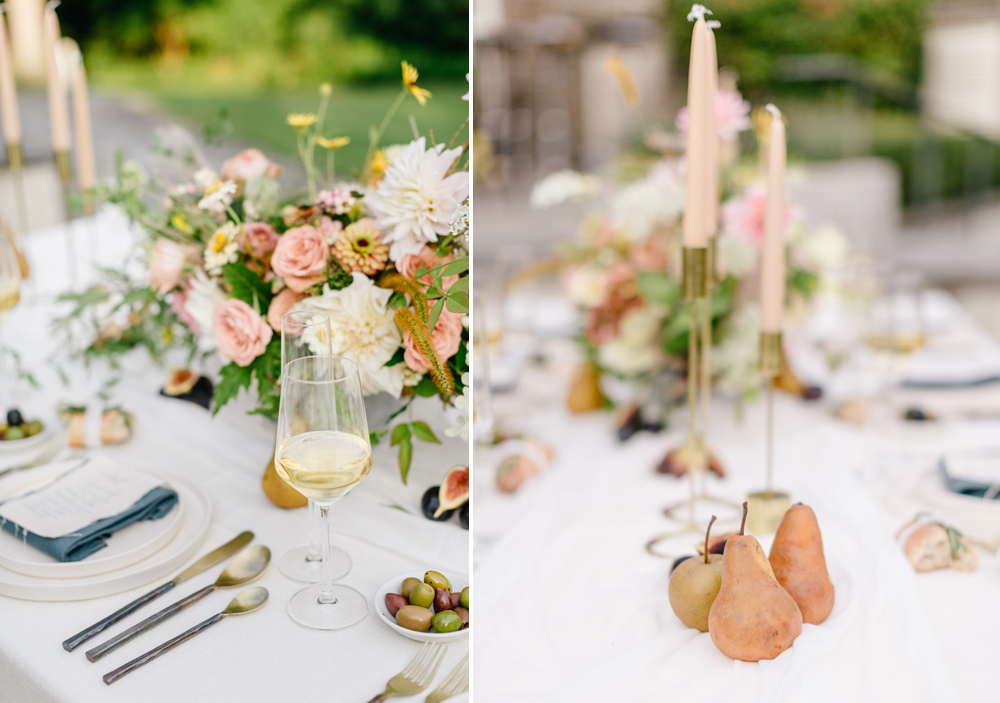Alverthrope Manor Contemporary Wedding Inspired By Old World Romance Emily Wren Photography055
