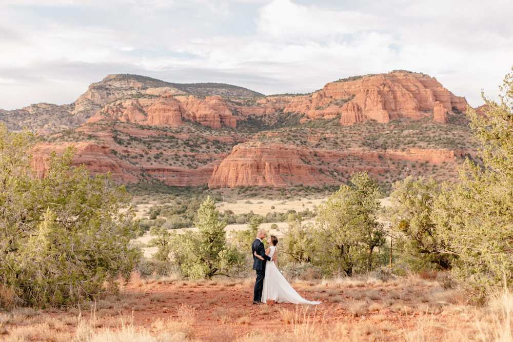 Ashley And Matt Sedona Destination Wedding Emily Wren Photography 054