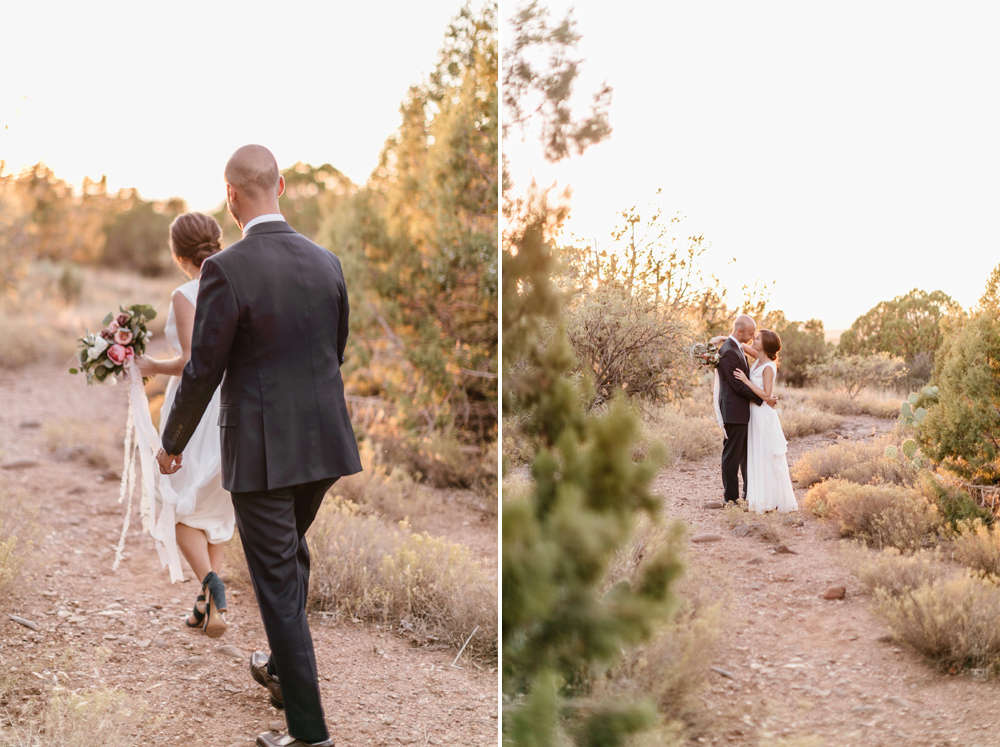 Ashley And Matt Sedona Destination Wedding Emily Wren Photography 074