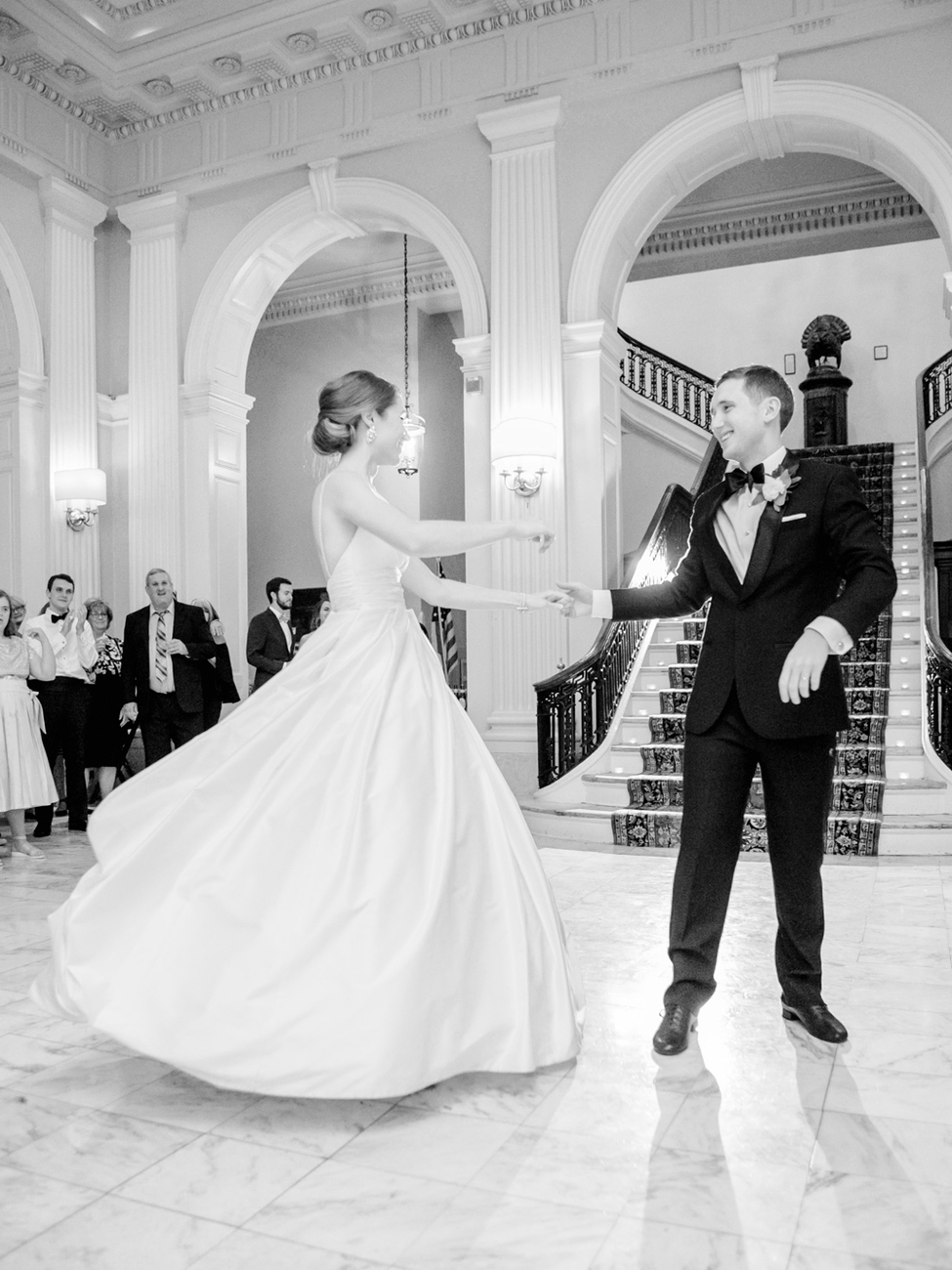 059 Emily Wren Photography Elegant Philadelphia Racquet Club Wedding