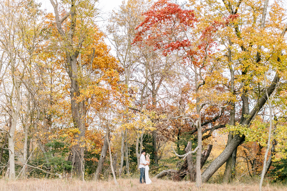 179 Emily Wren Photography Fall Foliage Engagement Session