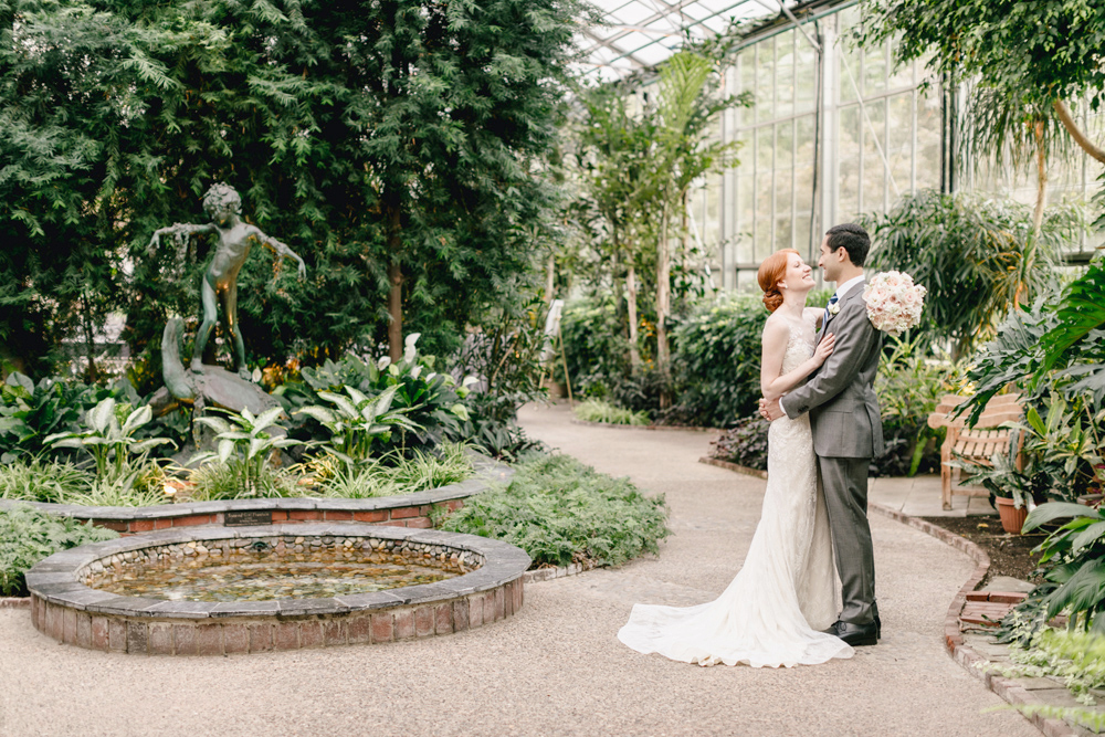 197 Emily Wren Photography Philadelphia Horticulture Center Wedding