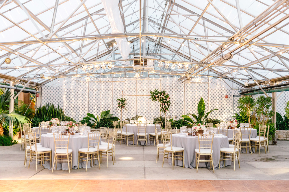 204 Emily Wren Photography Philadelphia Horticulture Center Wedding