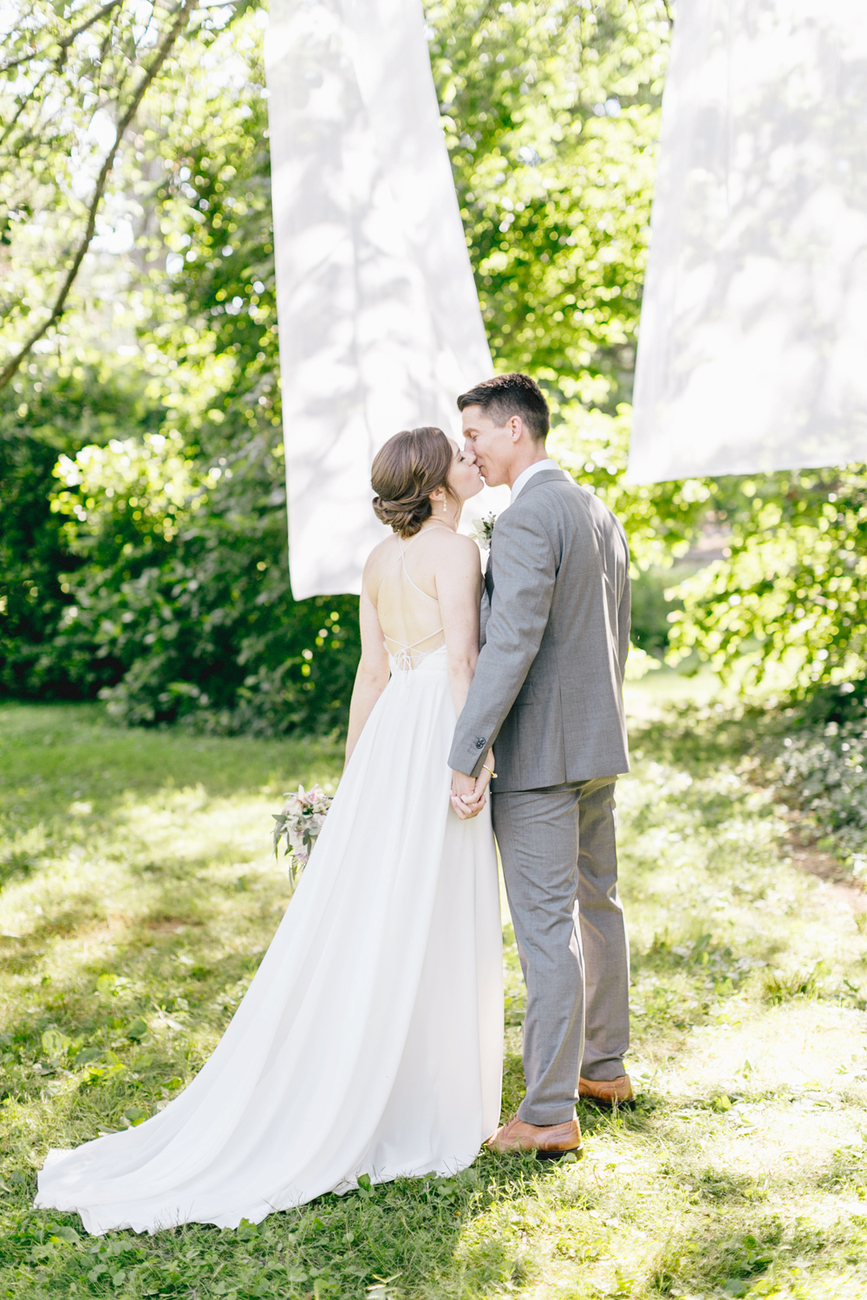 271 Emily Wren Photography Natural Tyler Arboretum Wedding