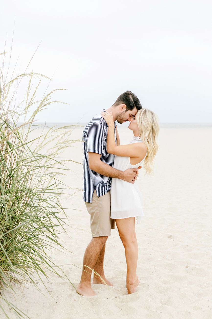 312 Emily Wren Photography Beach Engagement Session