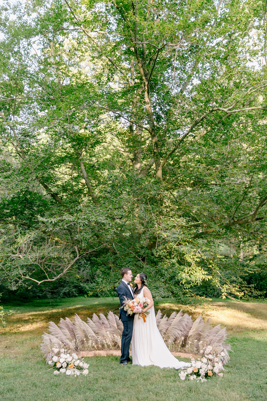 384 Emily Wren Photography Tyler Arboretum Wedding