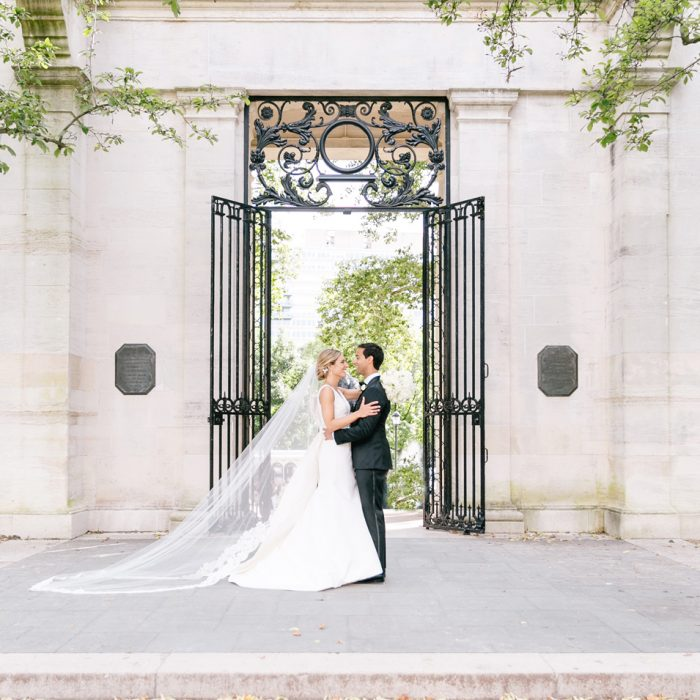 Alexandra & Nelson | Classic Union League Wedding Philadelphia | Emily Wren