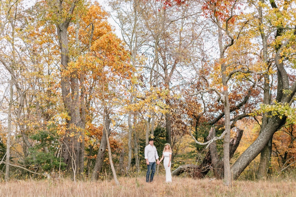 01 Gabrielle&Tristan 034 Fall Engagement Session