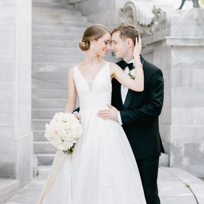 Courtney & Tyler | Racquet Club of Philadelphia Wedding | Emily Wren Photography