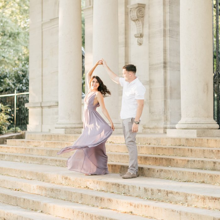 Paige & Sean | Philadelphia Engagement Session | Emily Wren Photography