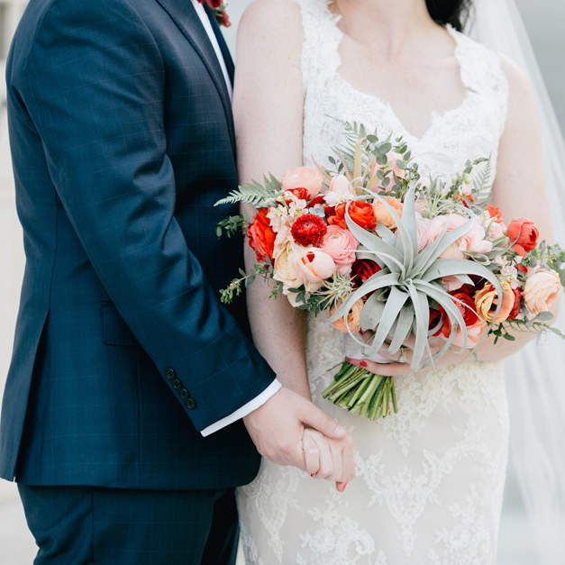 Jenna & Brian | Olde Bar Wedding Featured in The Knot Magazine | Emily Wren Photography