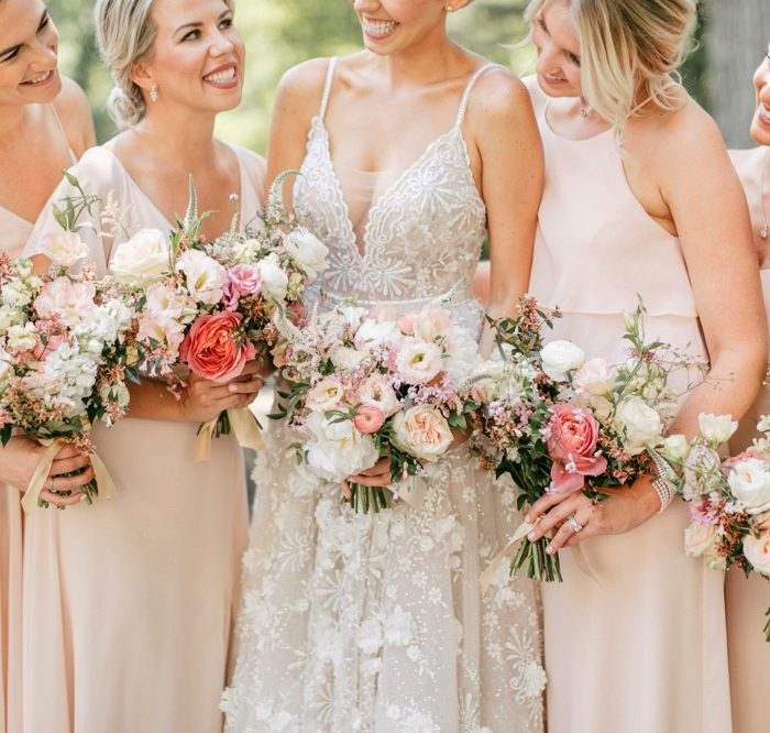 Aly & Tor | An elegant summer wedding filled with personal touches | Emily Wren Photography