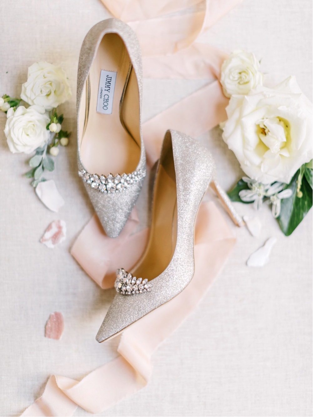 010 Jimmy Choo Wedding Shoes
