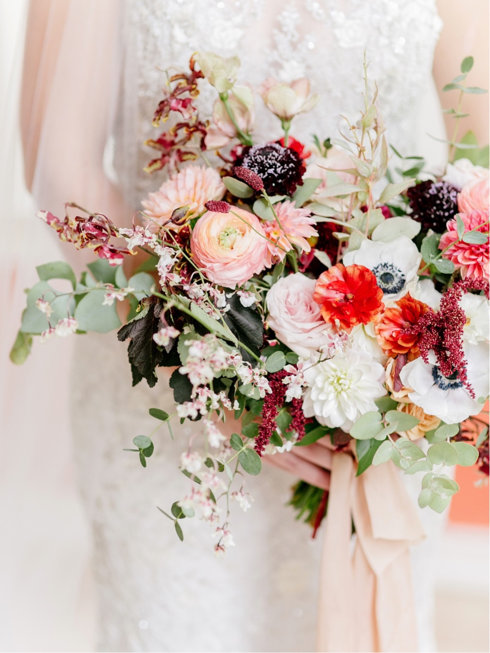 077 Wedding Bouquet Inspiration Burgandy And White Wedding Bouquet Fall Wedding
