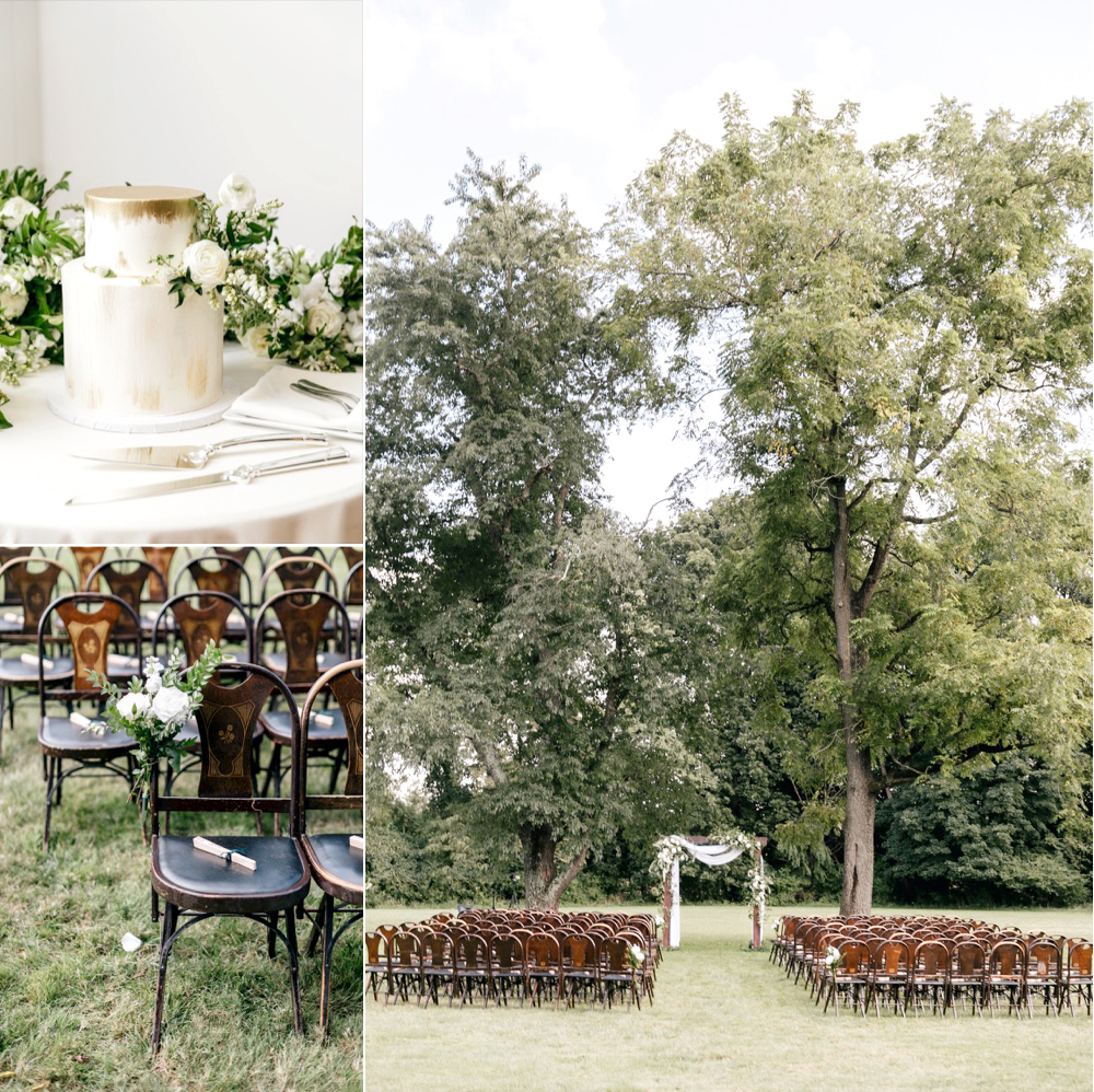 153 The Inn At Barley Sheaf Farm Wedding Wedding Ceremony Decor