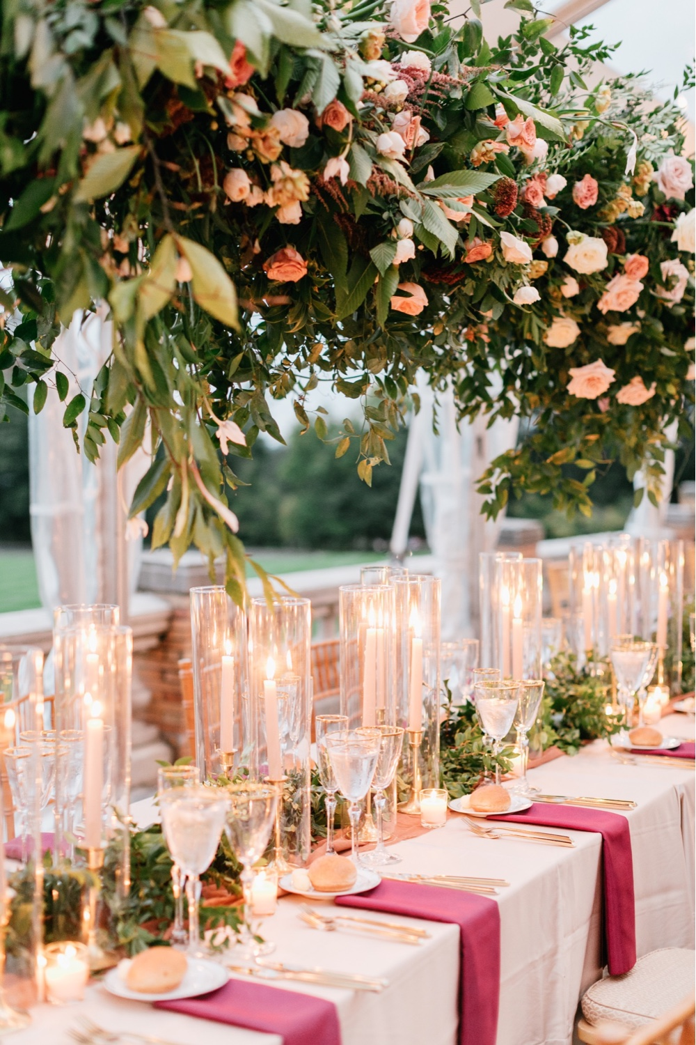 167 Whimsical Wedding Flowers Suspension Wedding Table Cairnwood Estate Wedding Cairnwood Estate