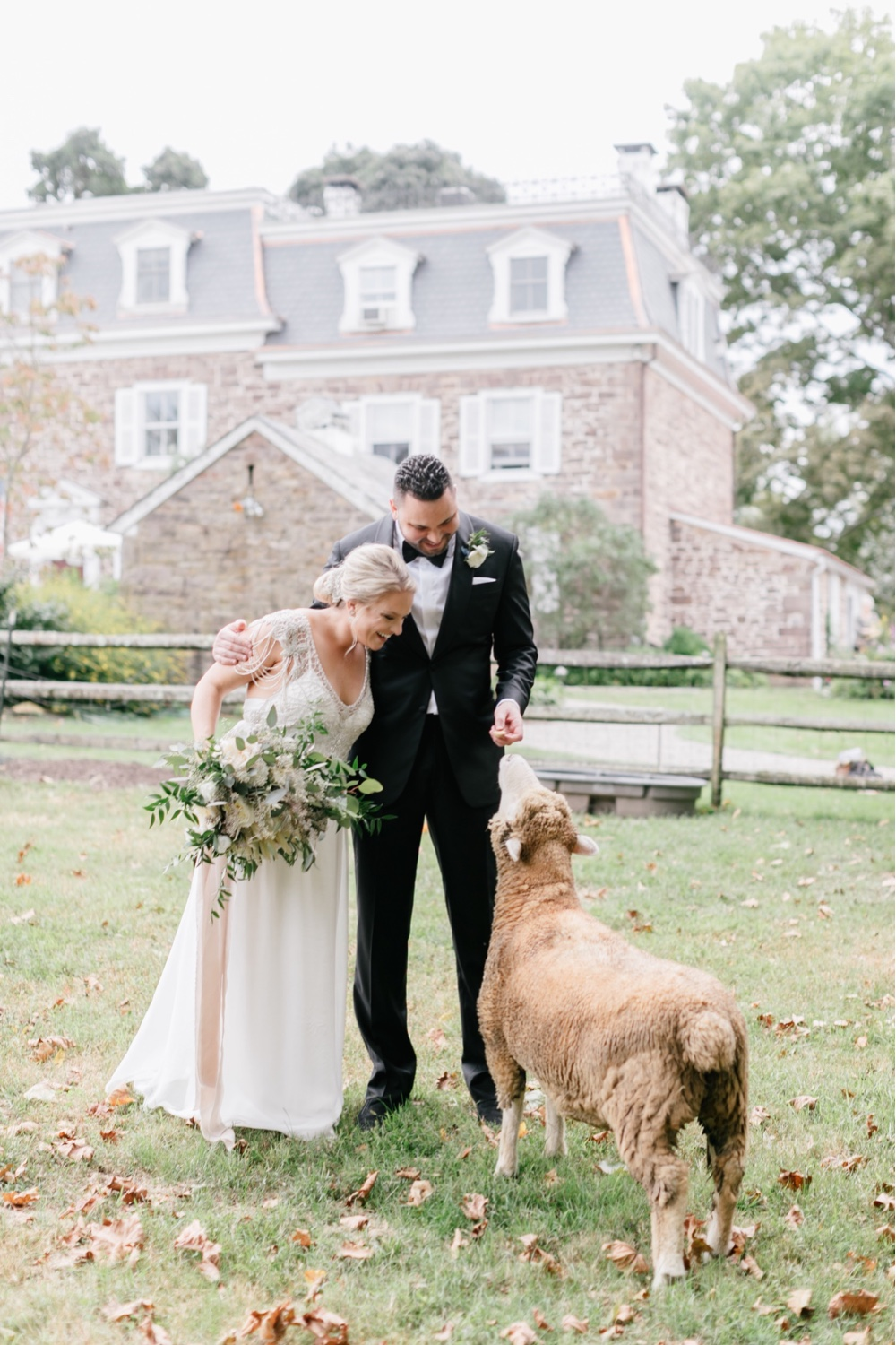 210 Woolverton Inn Woolverton Inn Wedding Boho Chic Wedding Gown