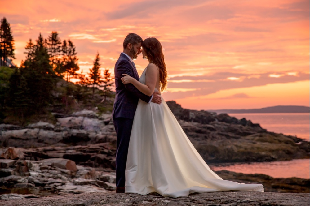 263 Maine Wedding Sunrise Wedding Photography, New England Wedding Maine Wedding Photographer