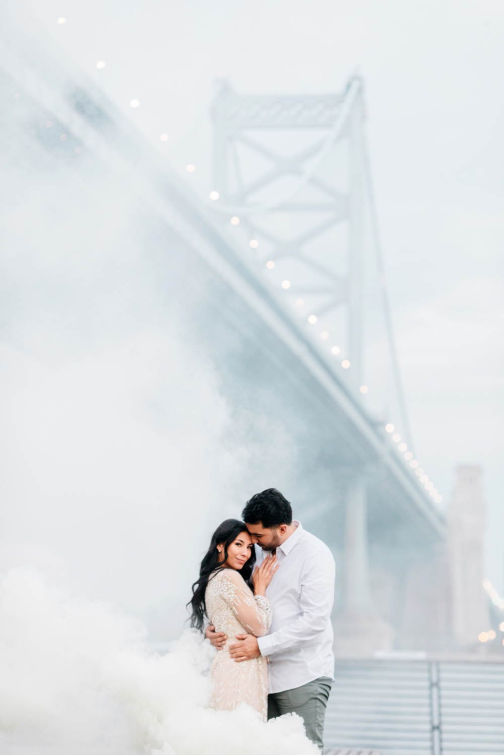38 Milanee&Amine 201 Philadelphia Engagement Philadelphia Wedding Photographer Fine Art Wedding Photographer Light And Airy