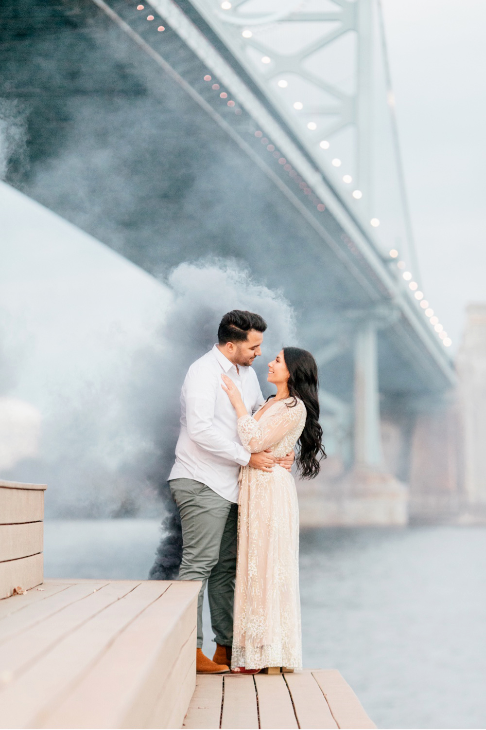 40 Milanee&Amine 235 Philadelphia Engagement Philadelphia Wedding Photographer Fine Art Wedding Photographer Light And Airy