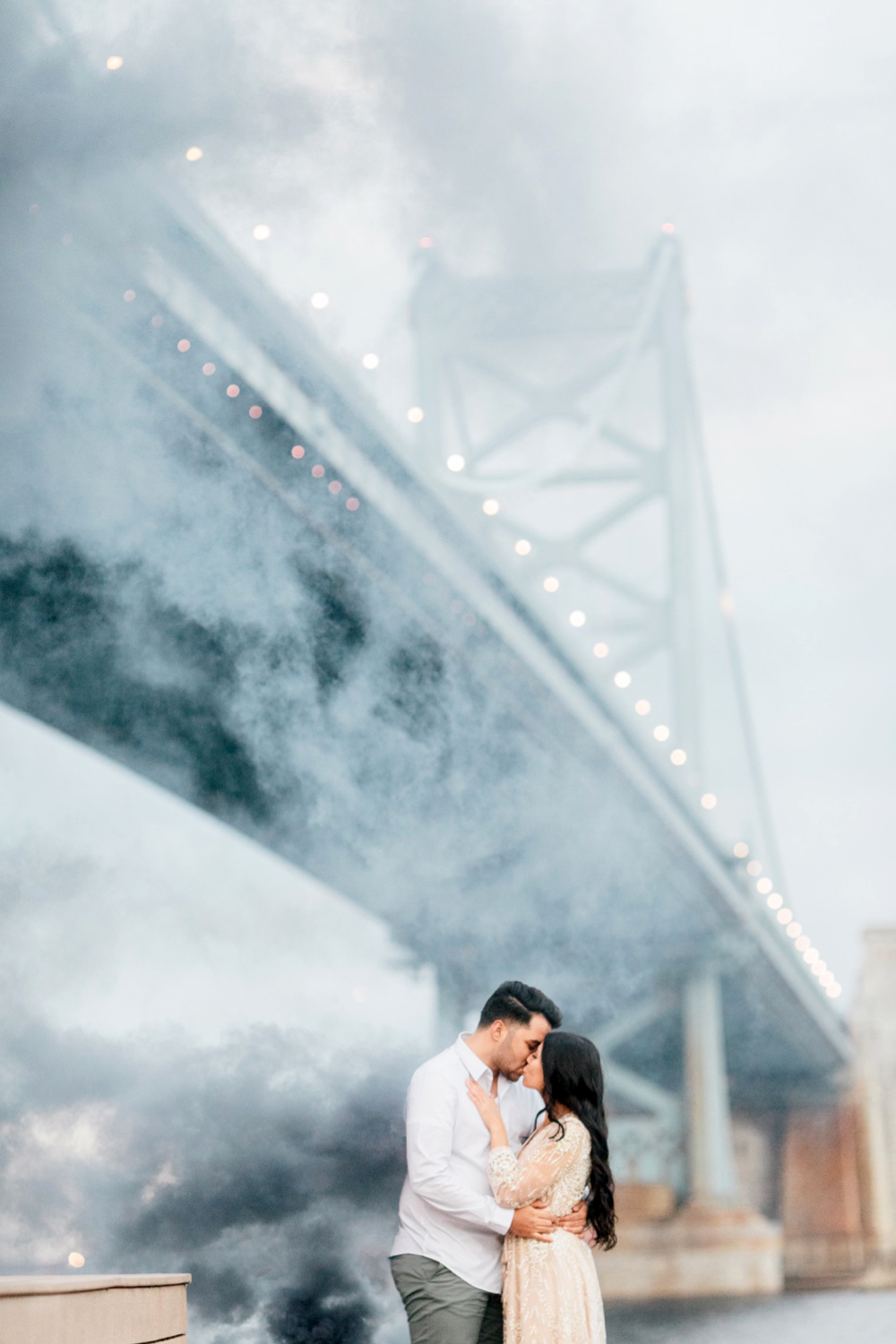 41 Milanee&Amine 232 Philadelphia Engagement Philadelphia Wedding Photographer Fine Art Wedding Photographer Light And Airy