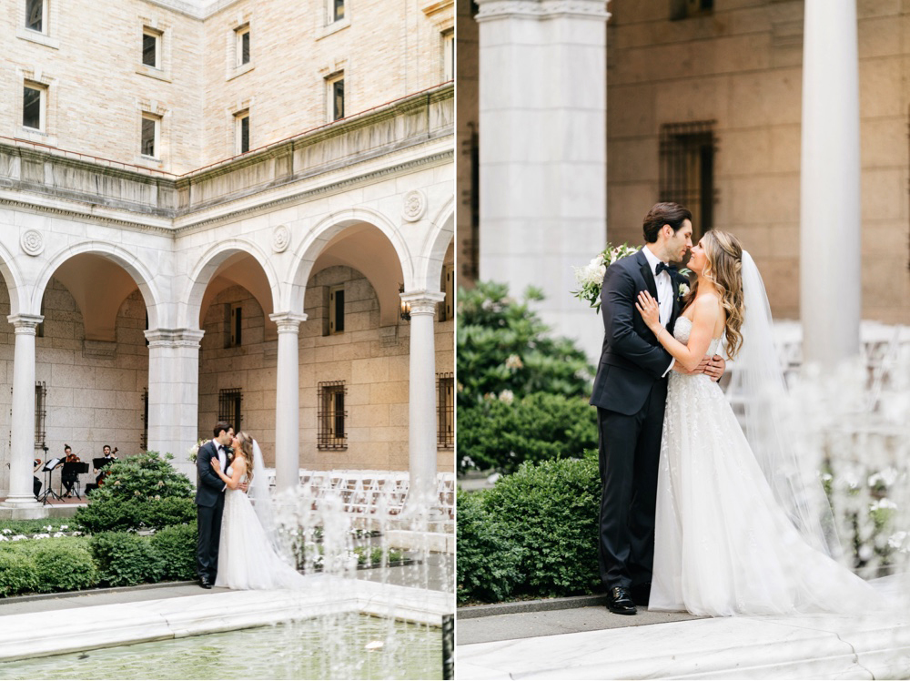 Boston Wedding Photographer Massachusets Wedding Photographer Boston Public Library Wedding Fine Art Wedding Emily Wren Photography Light And Airy41