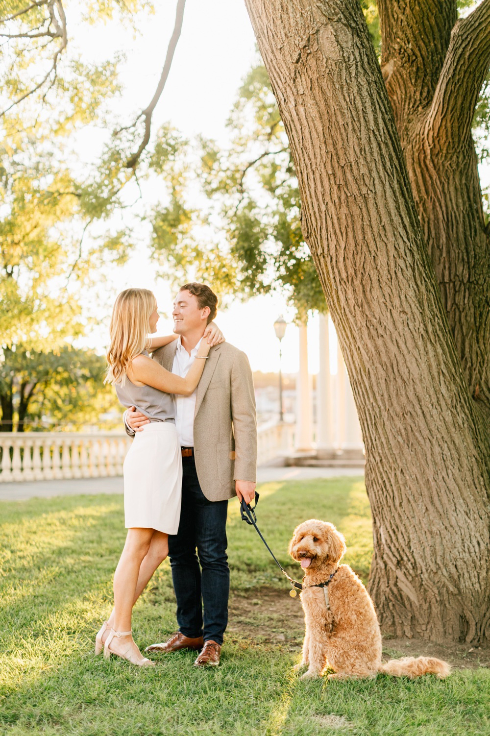 30 Katie&DrewEngagement 146 Rodin Museum Engagement Philadelphia Engagement Philadelphia Wedding Photographer Fine Art Wedding Photographer Light And Airy