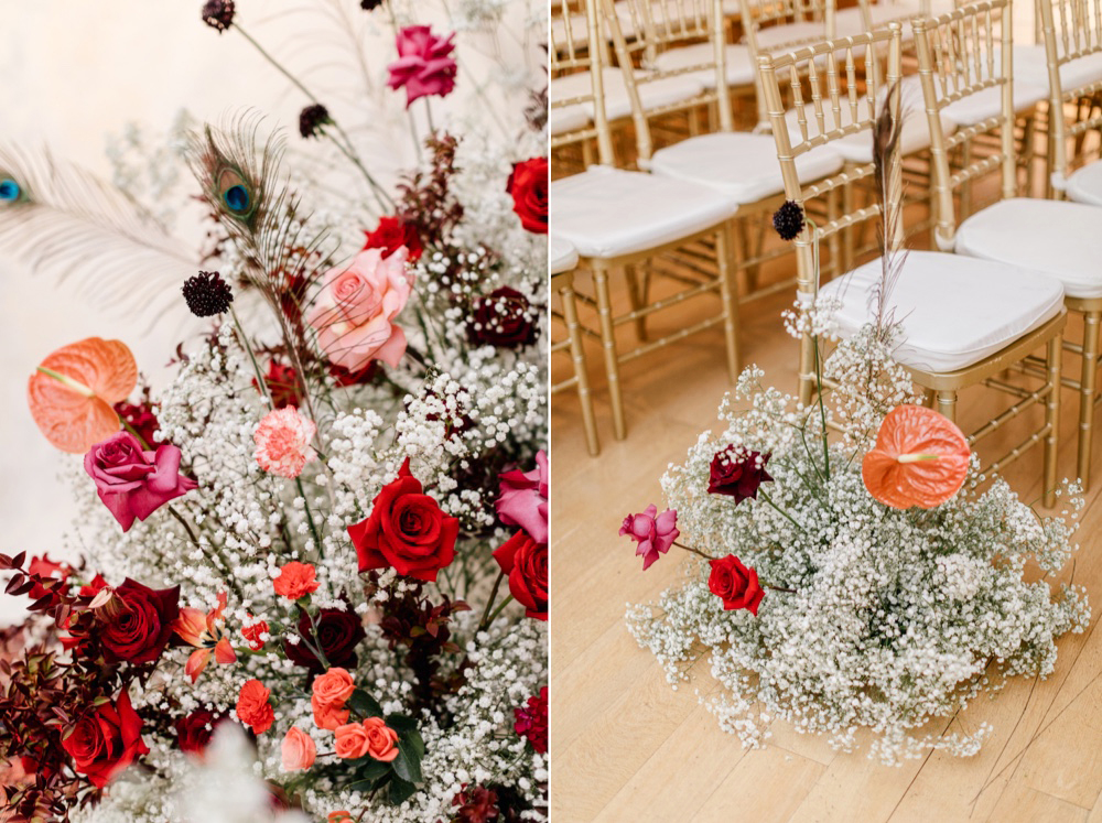 Modern Winter Wedding PAFA Emily Wren Photography 048