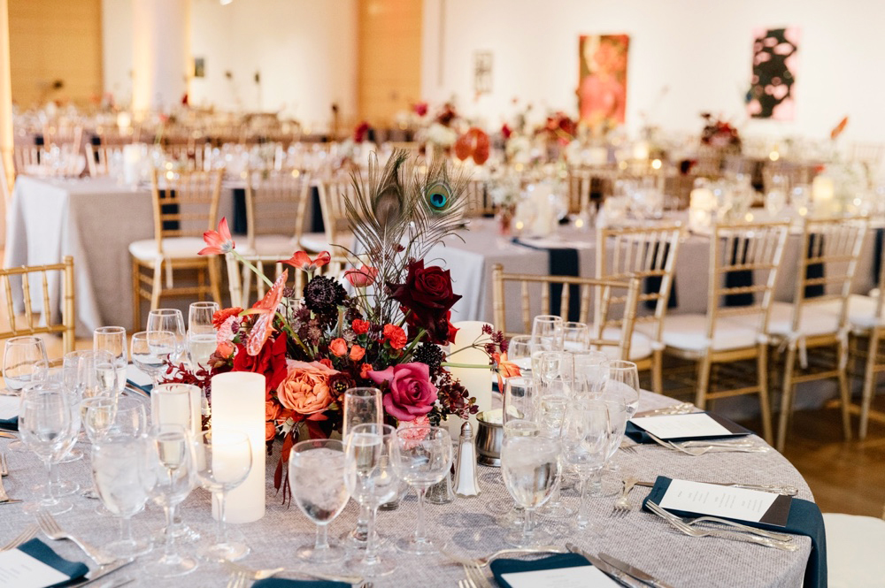 Modern Winter Wedding PAFA Emily Wren Photography 065