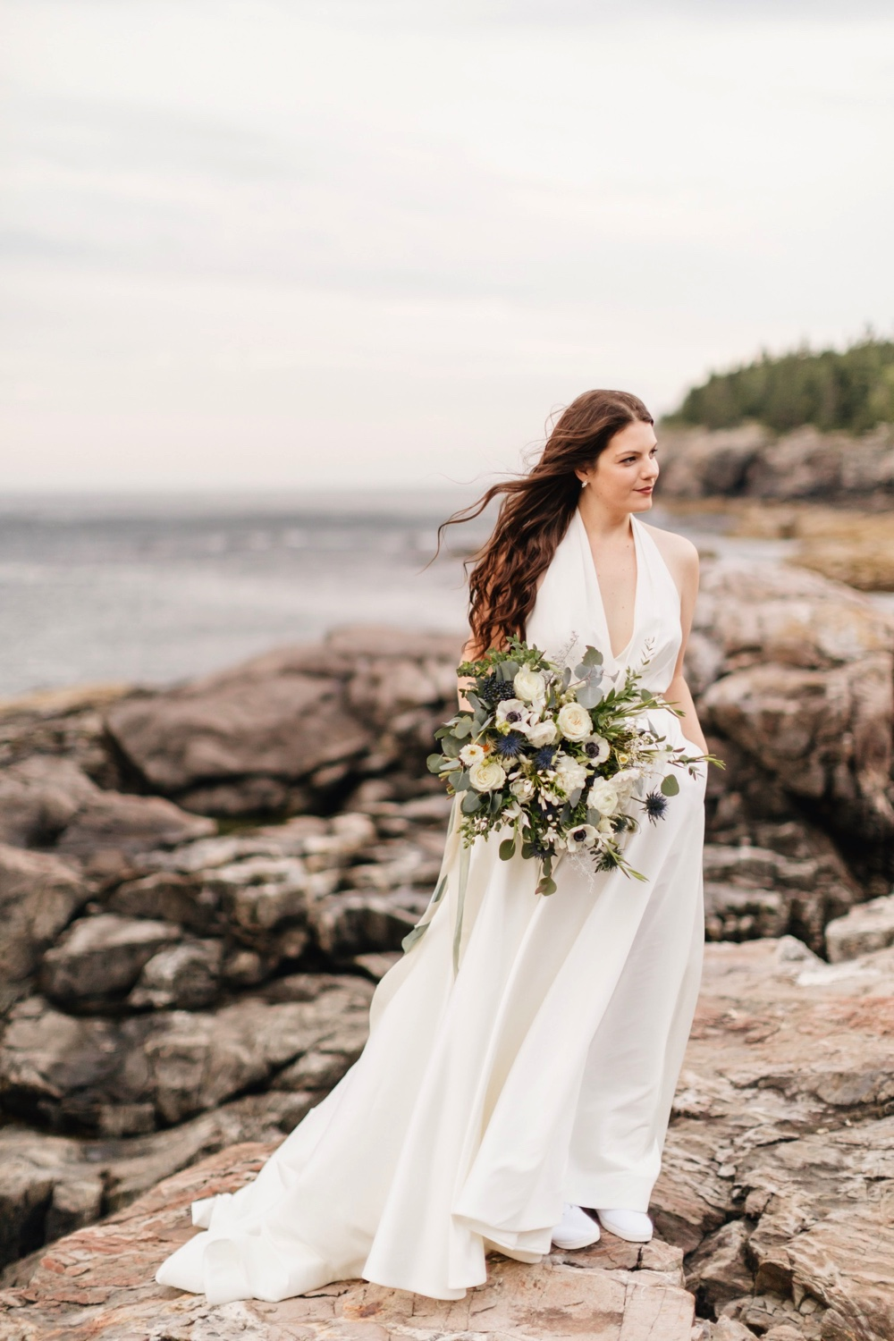 Emily Wren Photography Fine Art Wedding Photography Maine Wedding Photographer Light And Airy New England Wedding 020
