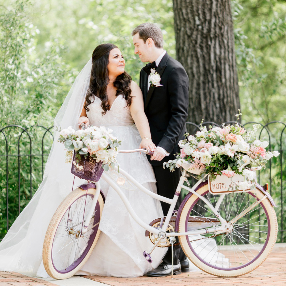 Teresa + Matt | Hotel du Village New Hope wedding | Emily Wren Photography